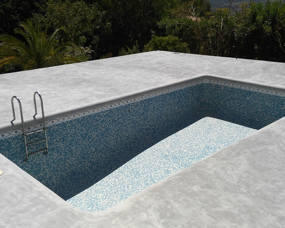 Microcemento javea microciment - Microcemento para piscinas ...